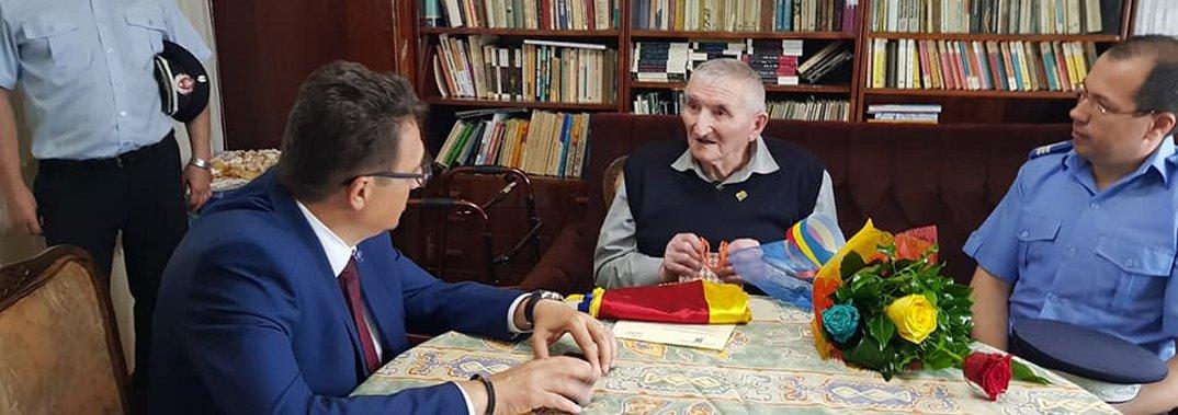 """Campania Ministerului Afacerilor Interne """"O Viață cât un Centenar"""" în județul Hunedoara"""